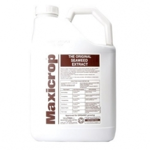 10L Maxicrop Original Seaweed Extract Fertiliser