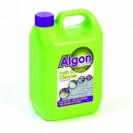 2.5L Algon Organic Concentrate Path And Patio Outdoor Cleaner Moss Algae