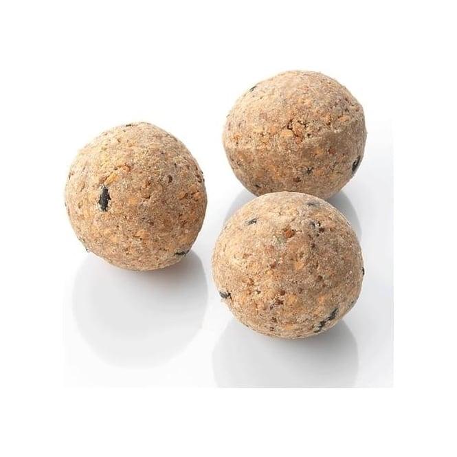 50 x no net fat balls bird food quality feed pets. Black Bedroom Furniture Sets. Home Design Ideas