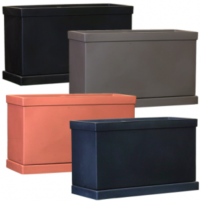 Berenice Plant Pot In Various Colours Shape & Sizes