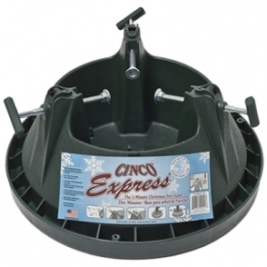 Cinco Express 7ft Real Christmas Tree Stand