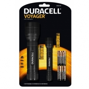 Duracell Promo Pack DUO-E