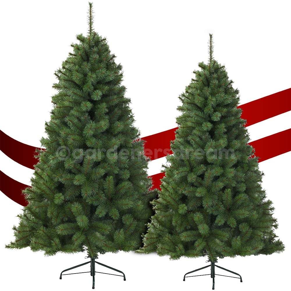 Most Realistic Artificial Christmas Tree.Gardenersdream Canada Spruce Realistic Artificial Christmas Tree In Various Sizes