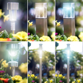 Gardenersdream Outdoor LED Solar Luxury Garden Path Light
