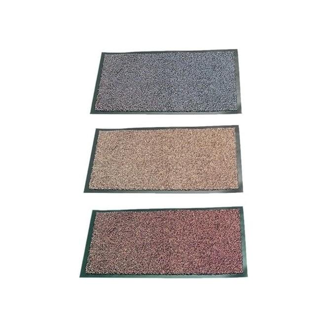 Gardman Durable Value Wetguard Doormats Various Colours Indoor Use Cotton  Pvc