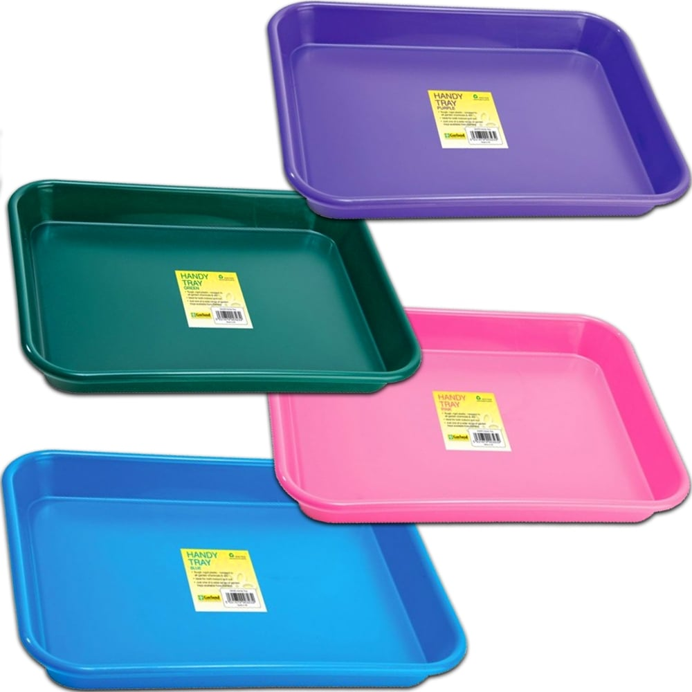 Garland Handy Garden Trays In Various Colours