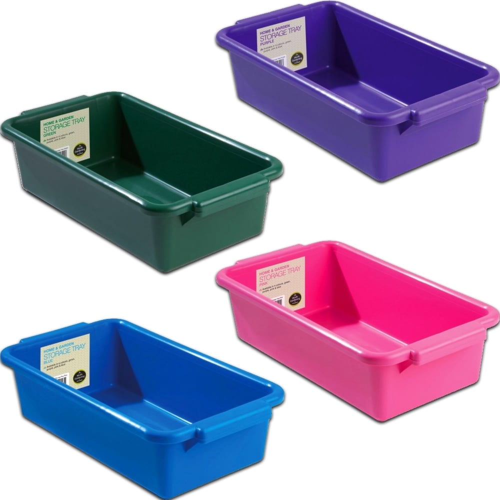 Bon Garland Home And Garden Storage Trays In Various Colours