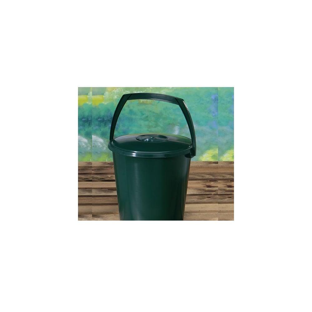 Green Kitchen Bin: Garland Kitchen Bin Green Garden Greenhouse Tidy Bucket