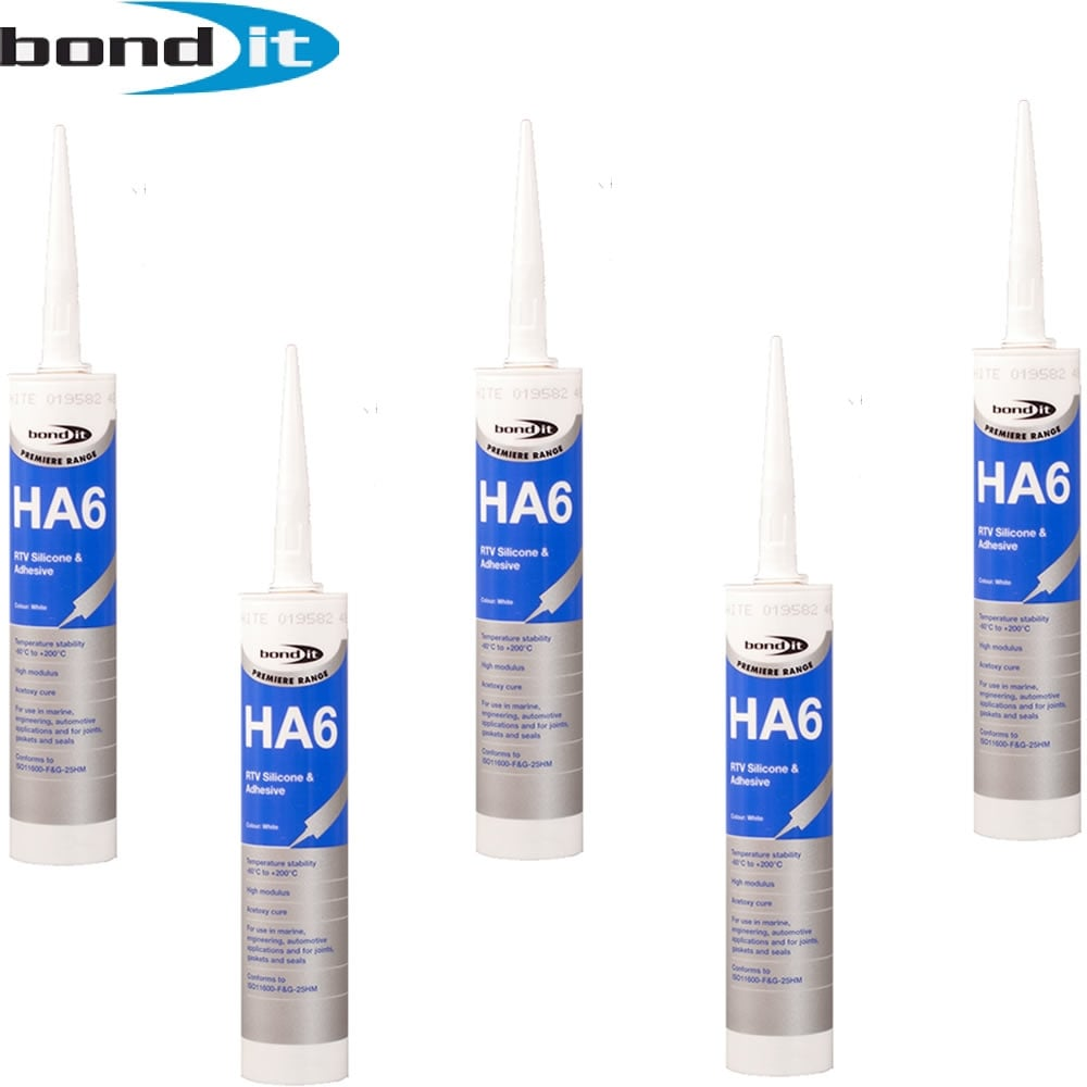 Bond it ha6 rtv silicone sealant marine safe fish tank for Aquarium decoration sealant
