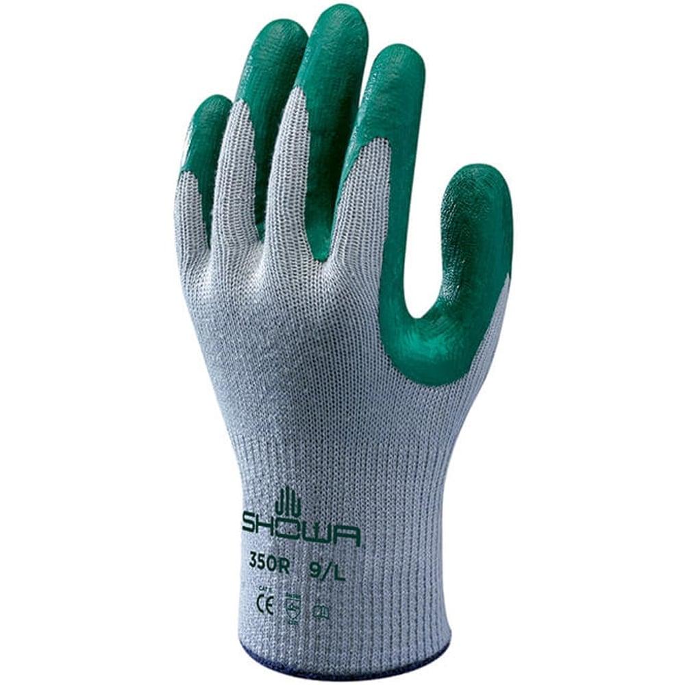Garden & Patio 10 X Showa 350r Thorn Master Nitrile Grip Gardening Work Safety Gloves All Sizes Gardening Gloves