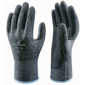 Gardening Gloves 10 X Showa 350r Thorn Master Nitrile Grip Gardening Work Safety Gloves All Sizes Garden & Patio
