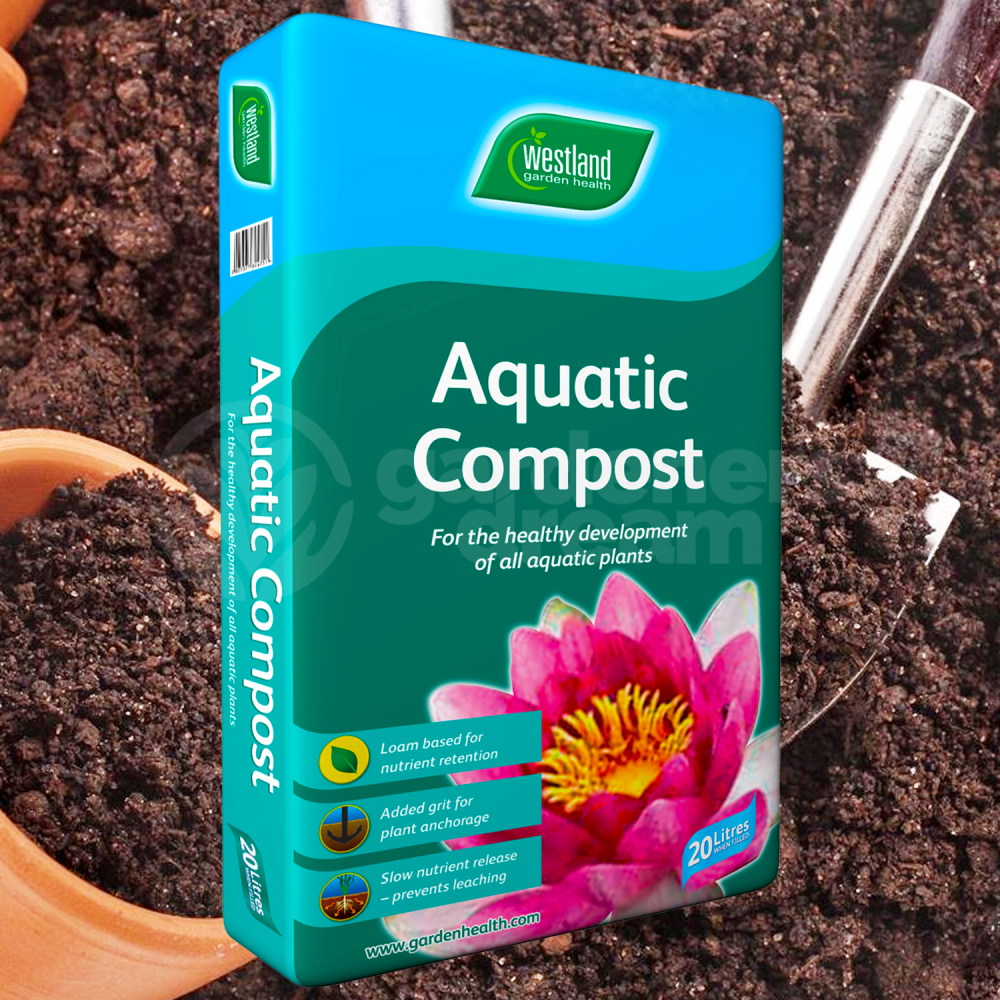 Image for westland multi purpose compost with john innes 50l from - Westland Aquatic Compost 20l