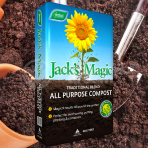 Westland Jack's Magic Multi Purpose Compost 60L